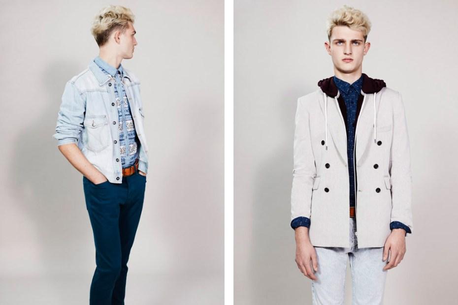 Image of Topman 2012 Spring/Summer Lookbook