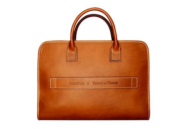 Image of Tenue de Nîmes x Travelteq Laptop Bag