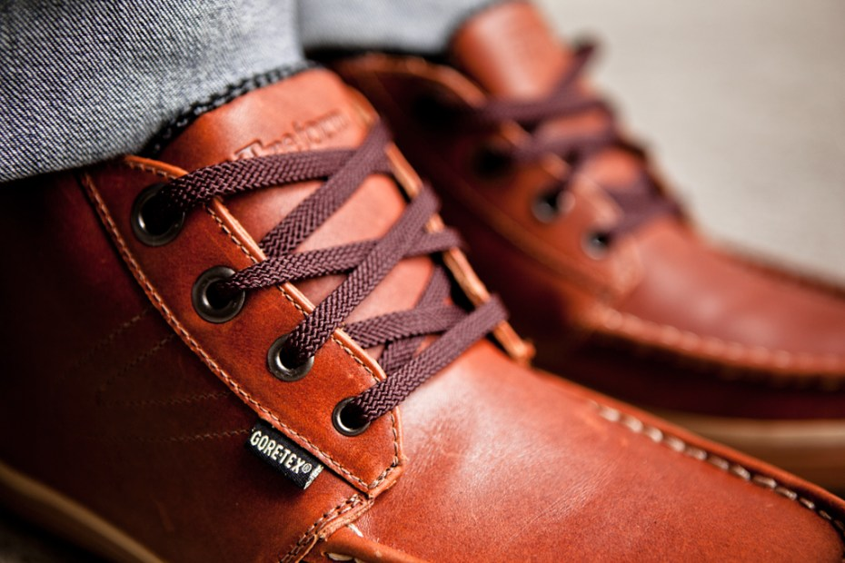 Image of Tretorn Öbo GTX Leather Shoe