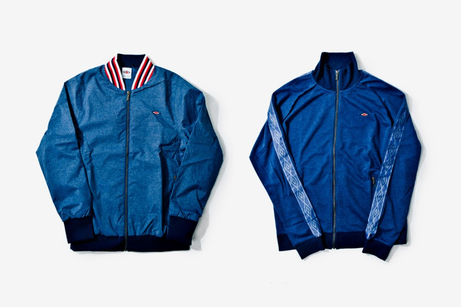 "Image of Umbro 2011 Fall/Winter ""New Blue"" Collection"