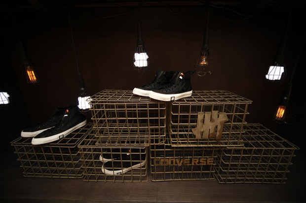 Image of UNDFTD for Converse First String Collection China Launch Recap