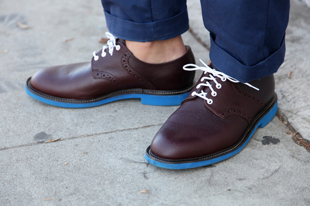 Image of Union x Mark McNairy Country Brogue