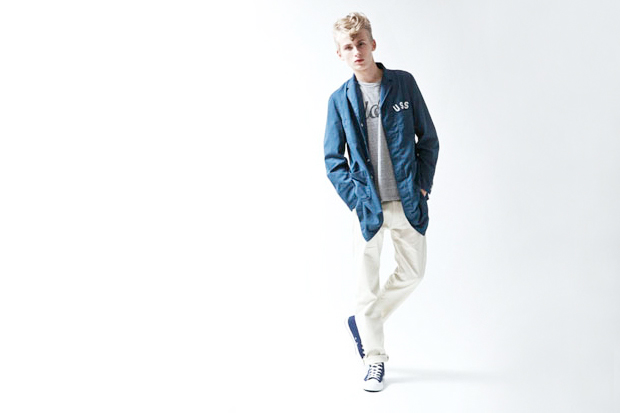 Image of URSUS BAPE 2012 Spring/Summer Collection Lookbook