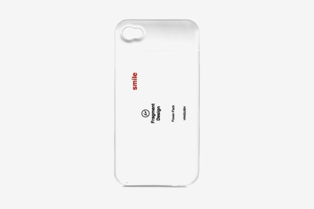 Image of Vanquish x fragment design iPhone 4/4S Power-Pack