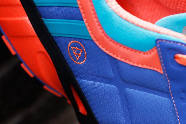 "Image of VEIL x adidas ""Purple Swamphen"" Oscillate Warm Trail Runner"