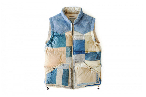 Image of visvim ARCHIVE VEST