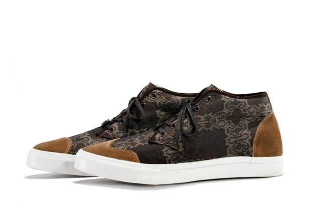 Image of White Mountaineering 2012 Spring/Summer Footwear Collection
