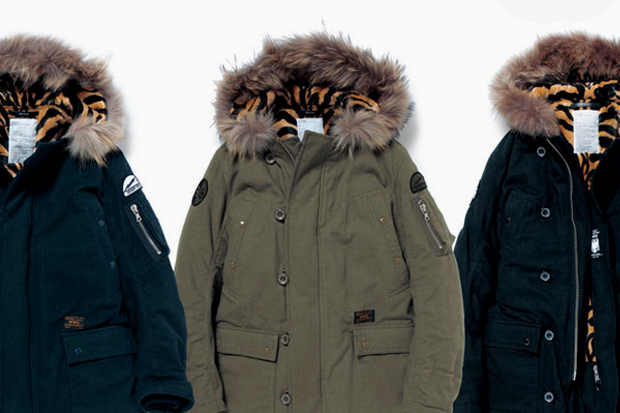 Image of WTAPS 2011 Fall/Winter N-3B Parka