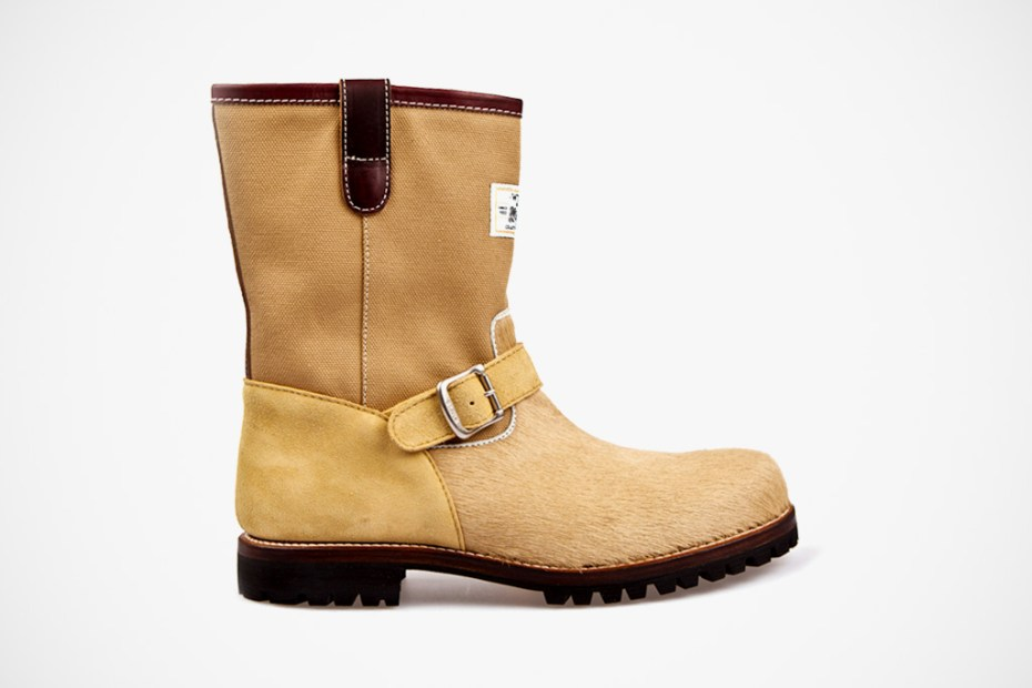 Image of WTAPS 2011 Fall/Winter BAGUETTE BOOT