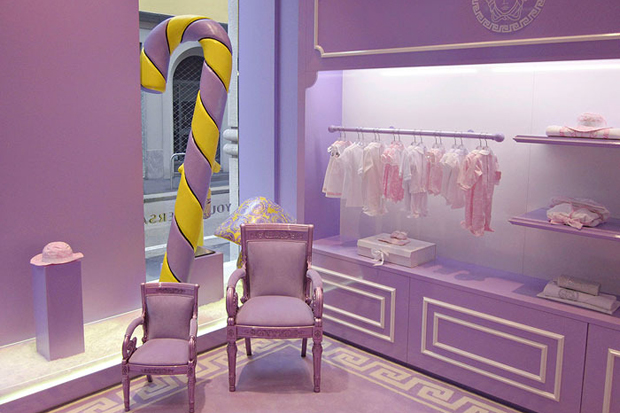 Image of Young Versace Boutique