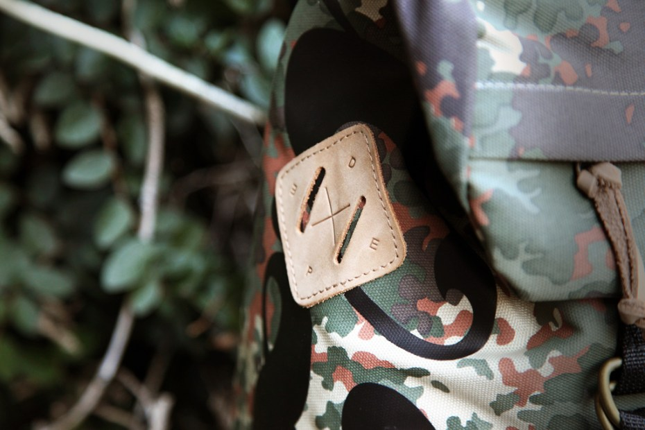 Image of 10.Deep Flectarn Camo Division Daypack