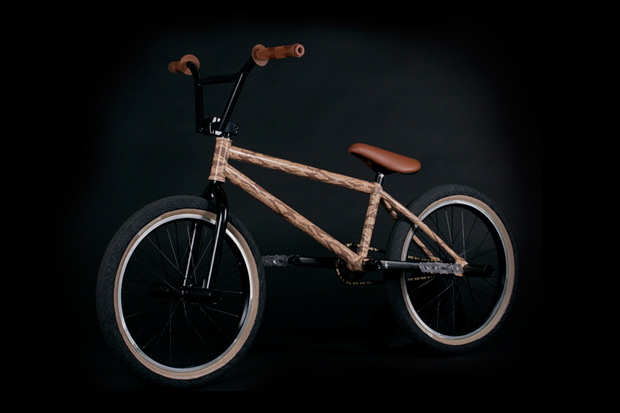 Image of 10.Deep x Animal Tiger Camo BMX Bike