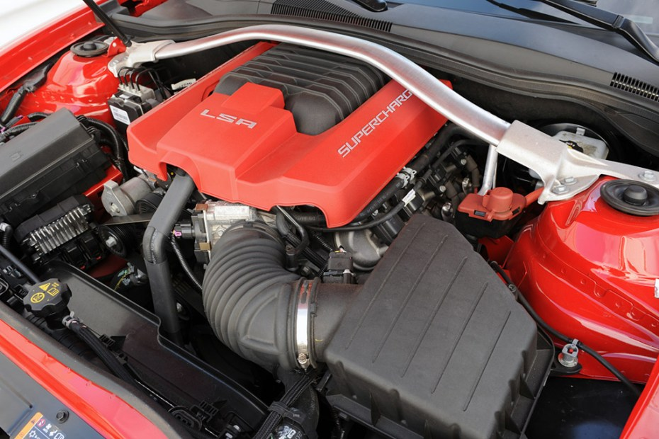 Image of 2012 Chevrolet Camaro ZL1
