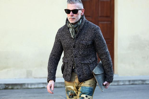 Image of 2012 Pitti Uomo Street Style - Day 2