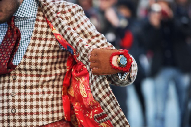 Image of 2012 Pitti Uomo Street Style – Day 3