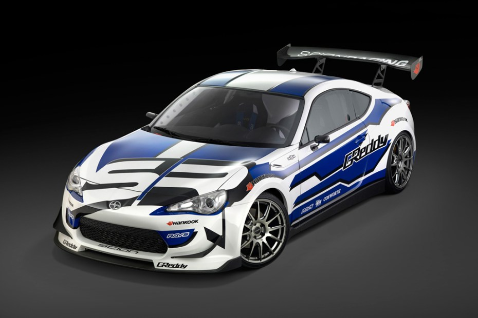 Image of 2012 Scion FR-S Race Car