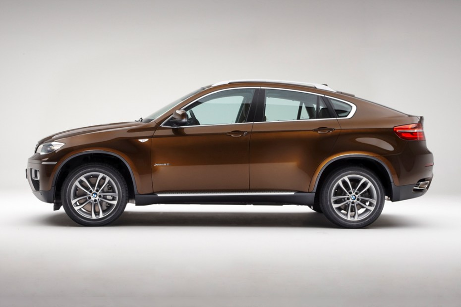 Image of 2013 BMW X6 Sports Activity Coupe