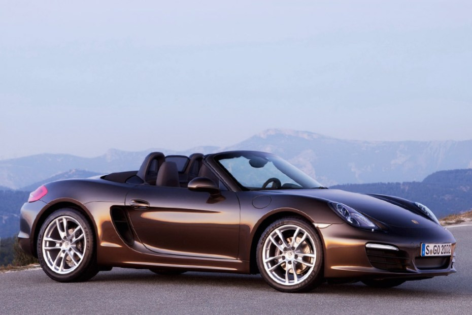 Image of 2013 Porsche Boxster