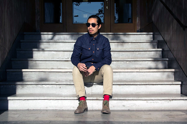 Image of 3sixteen for Woodlands Supply Co. Pendleton Wool Collection