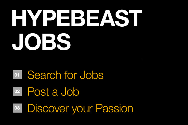 Image of HYPEBEAST Jobs Launch
