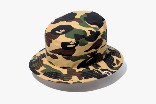 Image of A Bathing Ape 1ST CAMO GORE-TEX BOONIE HAT