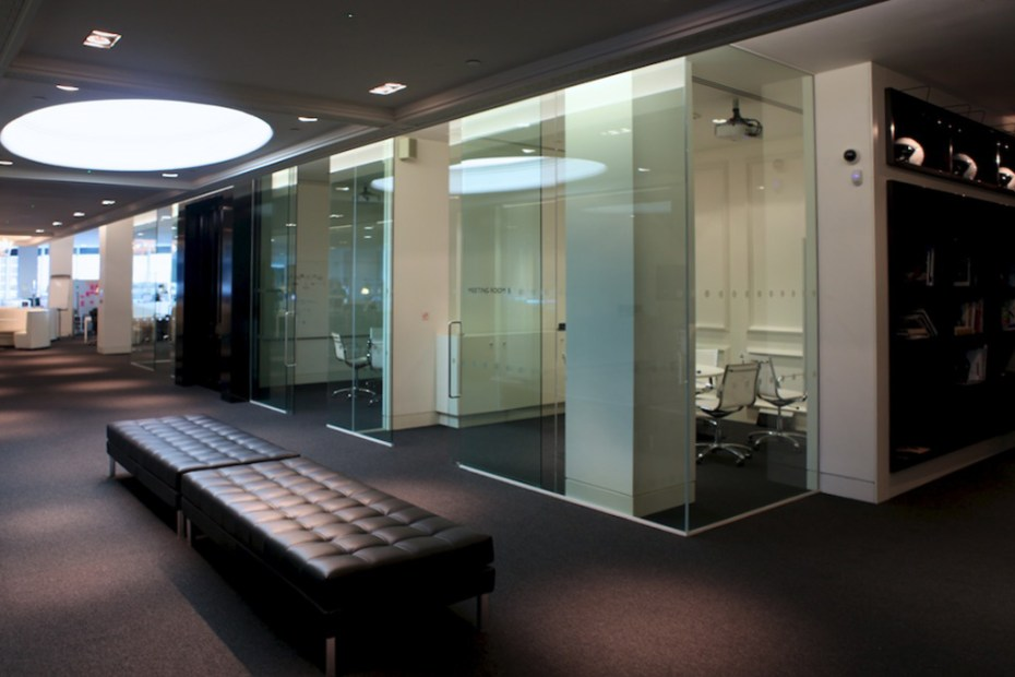 Image of A Continuous Lean: MR PORTER Office