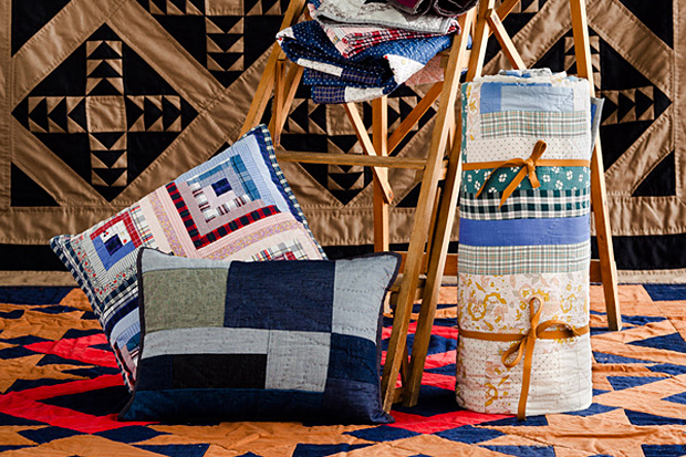 Image of A.P.C. 2012 Spring Quilt Collection