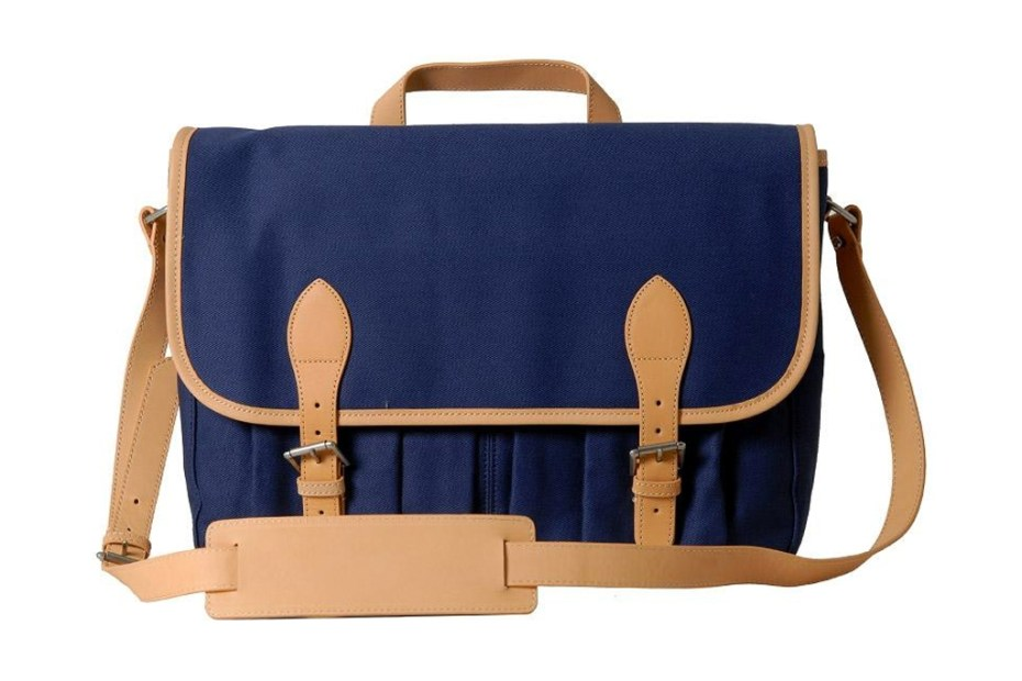 Image of A.P.C. 2012 Spring/Summer Satchel