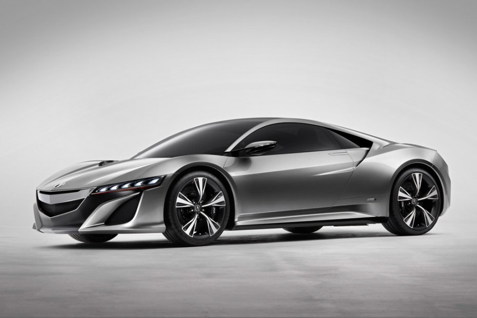 Image of Acura NSX Concept