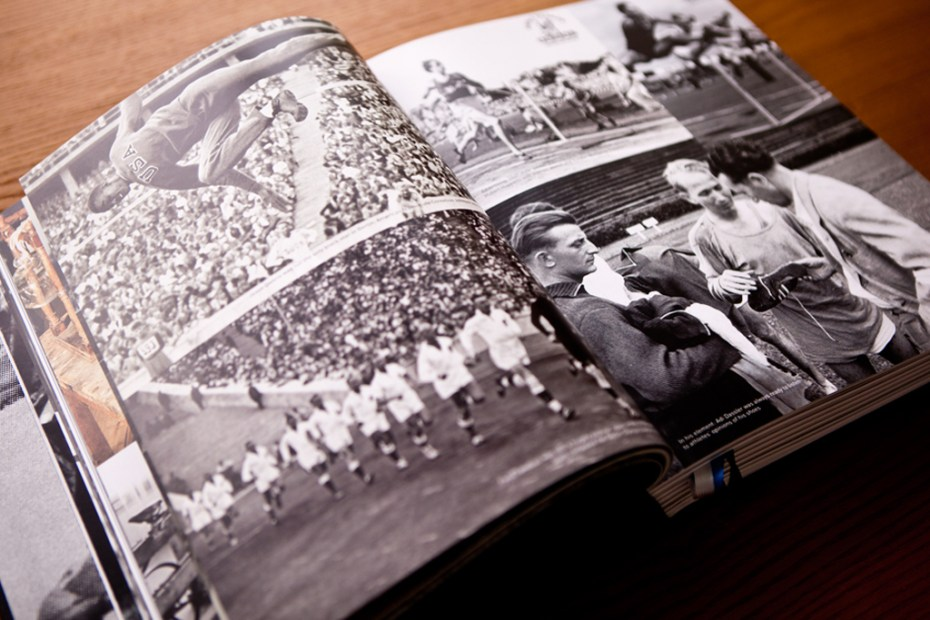 Image of adidas 'The Story As Told By Those Who Have Lived And Are Living It' Book