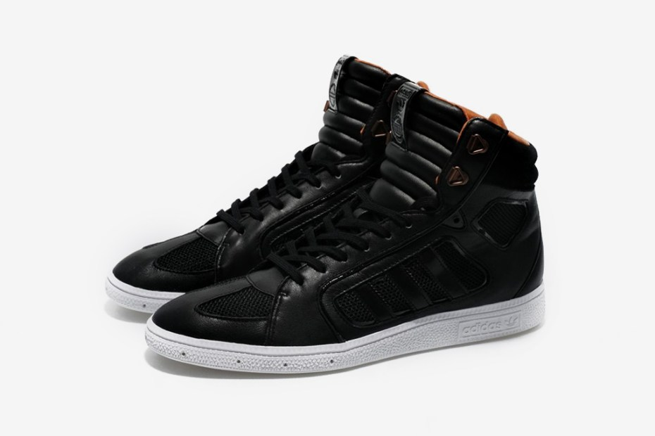 Image of adidas Originals 2012 Spring Sixtus Leather Hightop