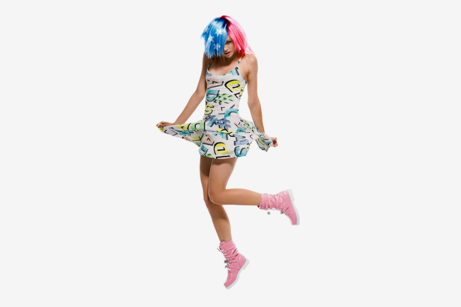 Image of adidas Originals by Jeremy Scott 2012 Spring/Summer Collection Lookbook Part 2