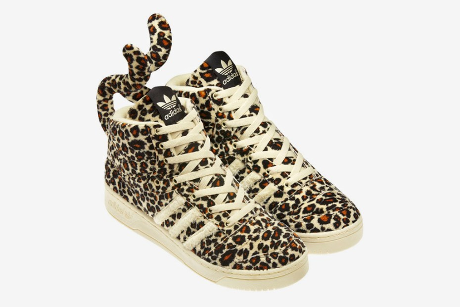 Image of adidas Originals by Originals Jeremy Scott 2012 Spring/Summer Footwear Preview