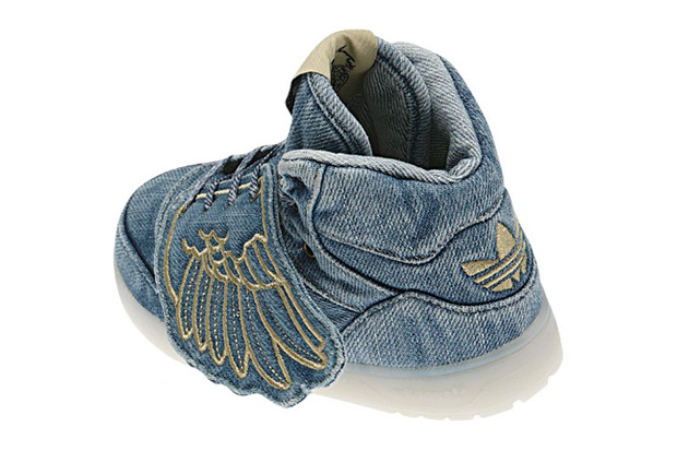 Image of adidas Originals by Jeremy Scott 2012 Spring/Summer Kids Footwear