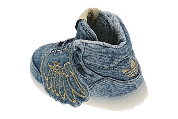 Image of adidas Originals by Jeremy Scott 2012 Spring/Summer Kids Footwear