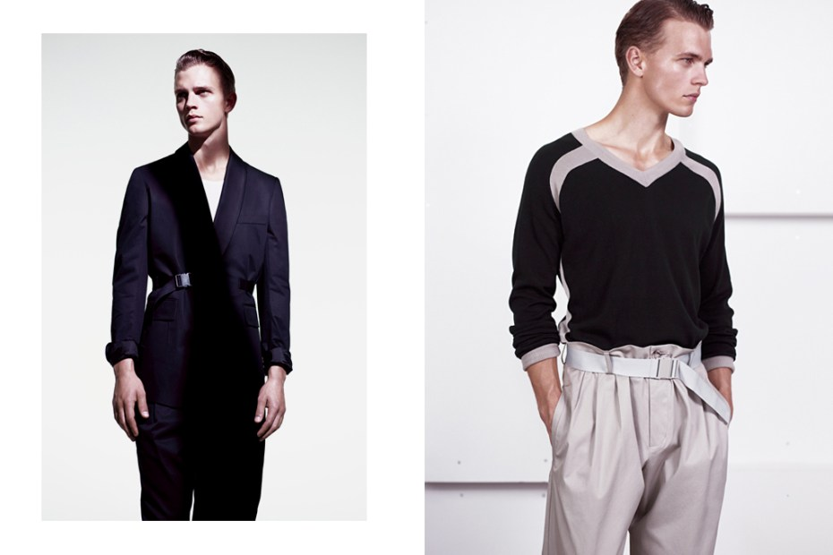 Image of adidas SLVR 2012 Spring/Summer Lookbook