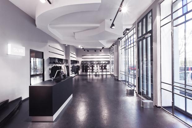 Image of adidas SLVR Berlin Store Opening