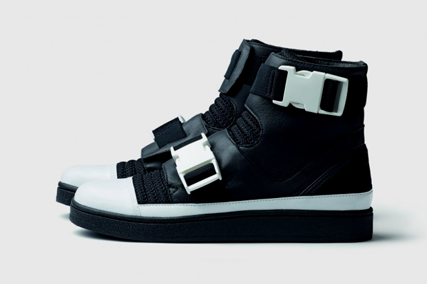 Image of adidas SLVR High Top Buckle