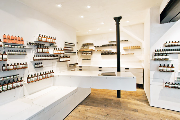 Image of Aesop London Store Opening