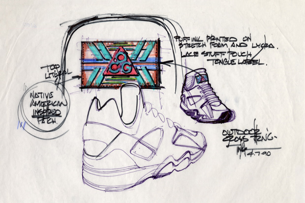 Image of Gary Warnett: ALL CONDITIONS (GEAR) by Nike PT. II (SON OF ALL CONDITIONS)
