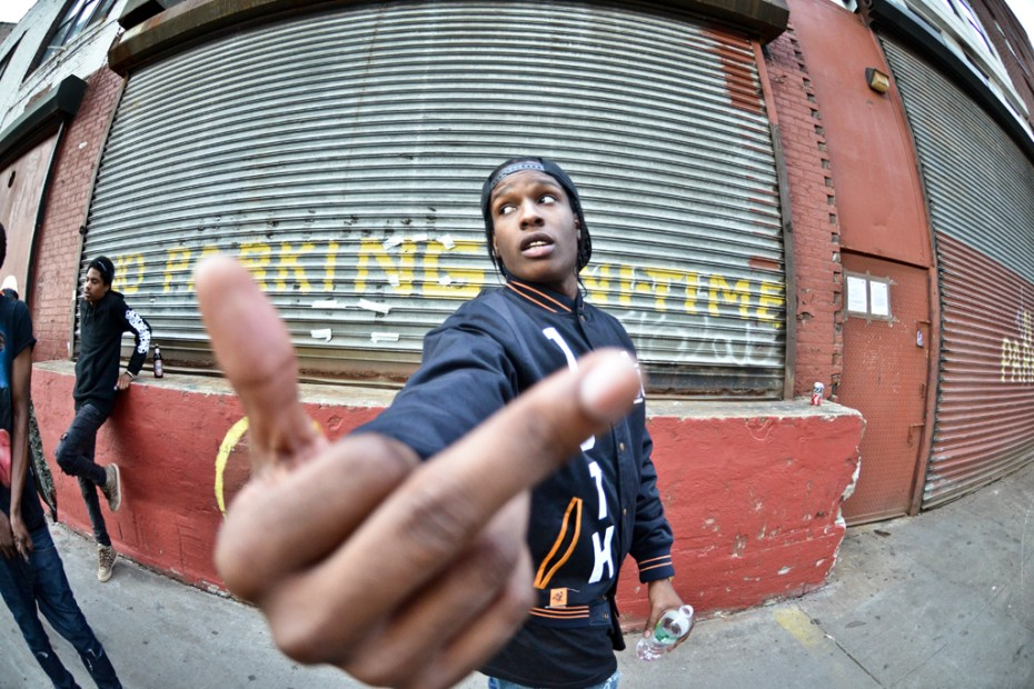 Image of HYPETRAK: A$AP Rocky - Always $trive and Prosper