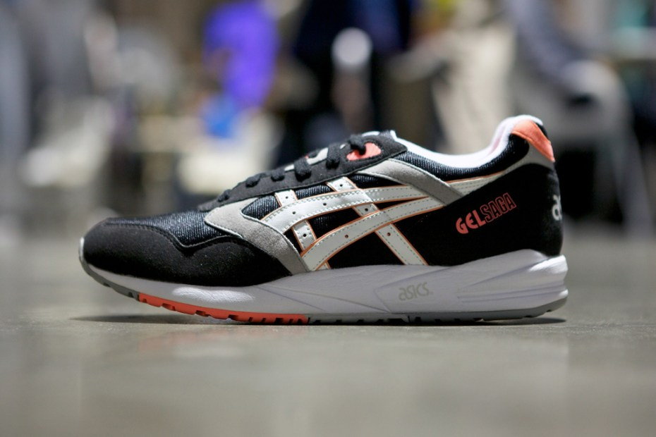 Image of AGENDA: ASICS 2012 Fall/Winter Collection Preview