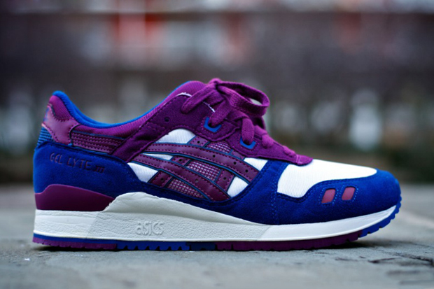Image of ASICS 2012 Gel Lyte III January Releases