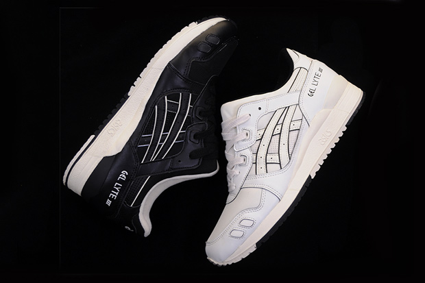 Image of ASICS 2012 Spring/Summer &quot;Yin &amp; Yang&quot; Gel Lyte III