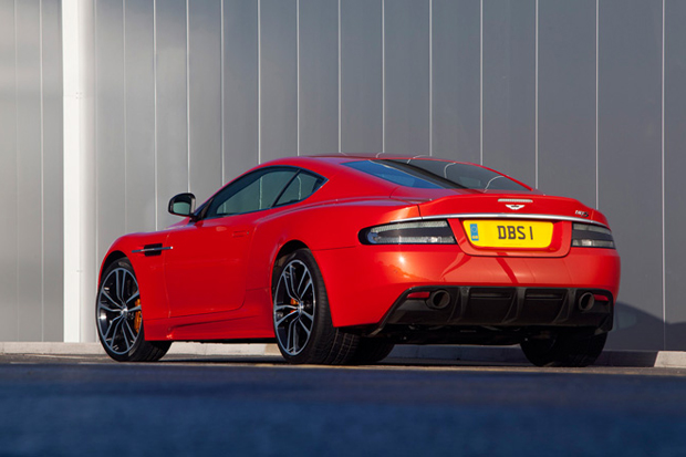 Image of Aston Martin DBS Carbon Edition