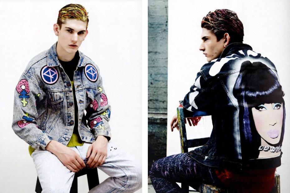 Image of Attitude Magazine: Ten Jackets by Ten Artists Editorial