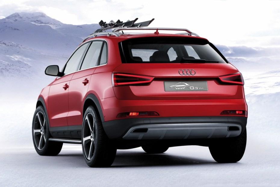 Image of Audi Q3 Vail Concept