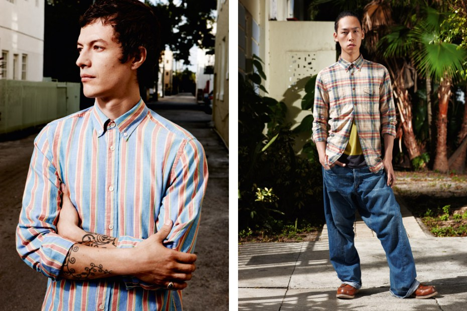 Image of Ben Sherman 2012 Spring/Summer Campaign