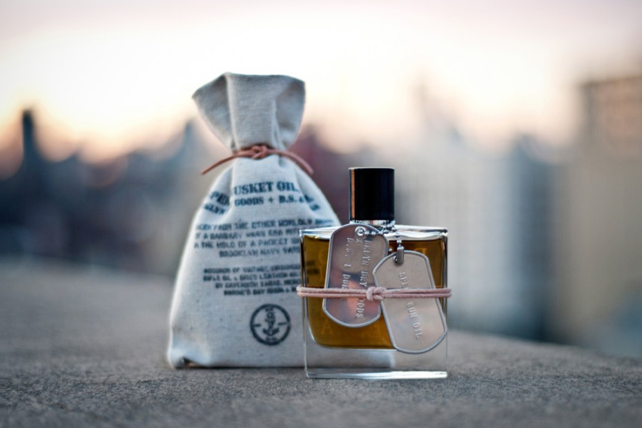 Image of BKLYN Dry Goods x D.S. & Durga Spent Musket Oil Fragrance