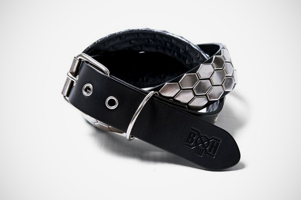 Image of BOUNTY HUNTER BxH HEXAGON BELT